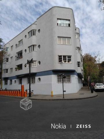 Venta departamento en Barrio Lastarria